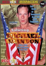 Saluting Michael Brandon