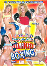 Gia Darling's Shemale Championship Boxing