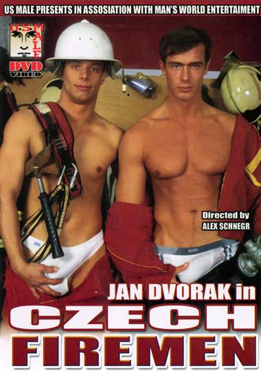 Czech Firemen Cover Front