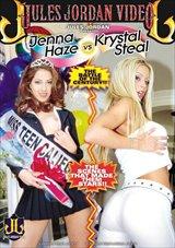 Jenna Haze vs Krystal Steal