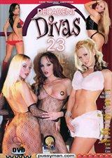 Pussyman's  Decadent Divas 23