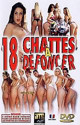 18 Chattes A Defoncer