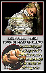 Lost Files:  Tobi