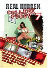 Real Hidden College Pussy 7