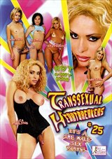 Transsexual Heart Breakers 25