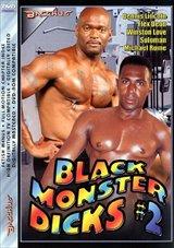 Black Monster Dicks 2