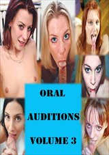 Oral Auditions 3