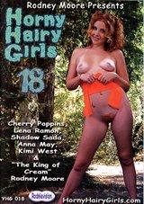Horny Hairy Girls 18