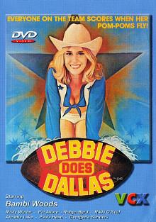 Debbie Does Dallas cover