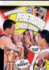 Transsexual Penetrator Special Edition