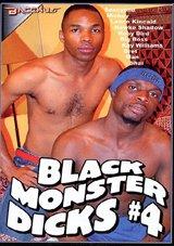 Black Monster Dicks 4