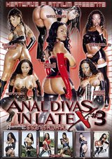 Anal Divas In Latex 3