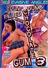 Young, Dumb and Filled with Chocolate Cum 3