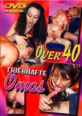 Over 40 Triebhafte Omas