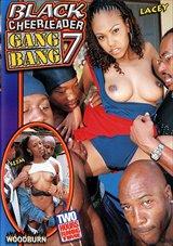 Black Cheerleader Gang Bang 7