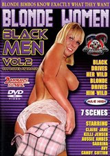Blonde Women Black Men 2:  Opposites Attract