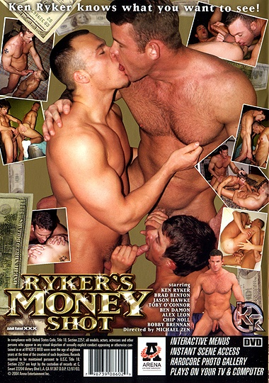 Rykers Money Shot Cover Back