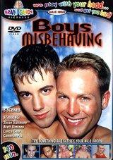 Boys Misbehaving