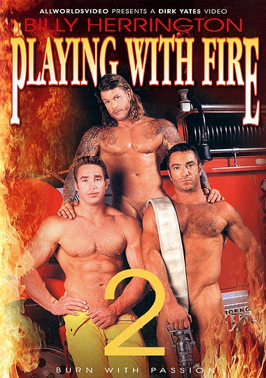 Playing with Fire 2 Cover Front