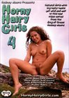 Horny Hairy Girls 4