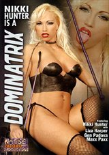 Nikki Hunter Is A Dominatrix
