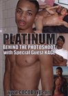Platinum Behind The Photoshoot