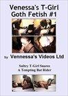 Vennessa's T-Girl Goth Fetish