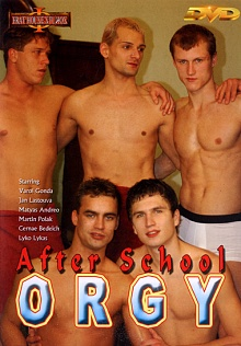 After School Orgy cover