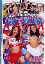Young Cheerleaders Swap N' Swallow 3