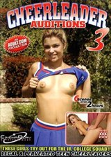 Cheerleader Auditions 3