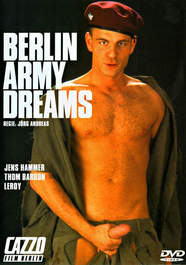 Berlin Army Dreams Cover Front