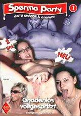Sperma Party:  Gnadenlos Vollgespritzt