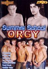 Summer School Orgy
