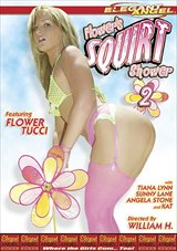 Flower's Squirt Shower 2