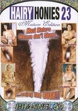 Hairy Honies 23