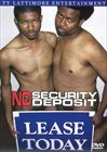 No Security Deposit