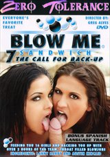 Blow Me Sandwich 7
