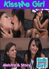 KissMe Girl: Alektra And Stacy