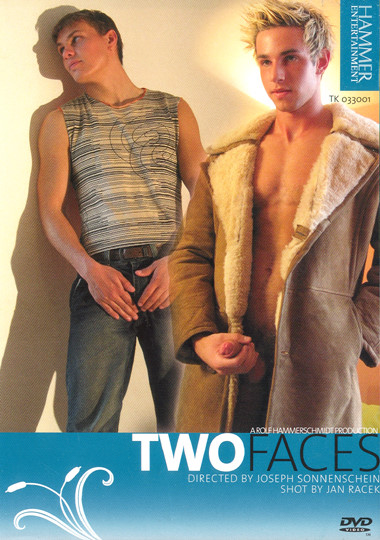 Two Faces Cover Front