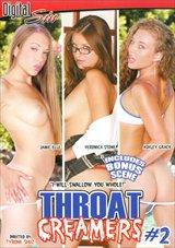 Throat Creamers 2