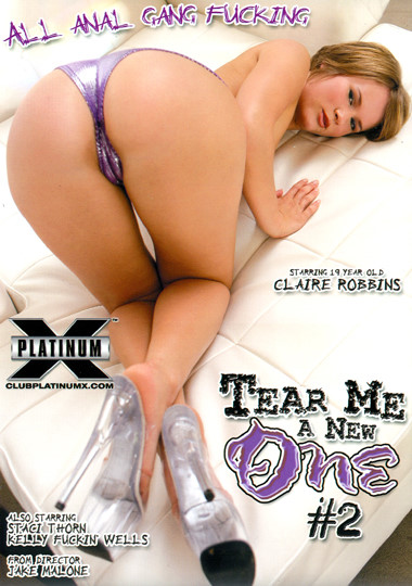 Tear Me A New One 2 cover
