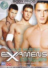 Male Nurse Examens Cliniques