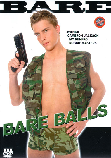 Bare Balls Cover Front