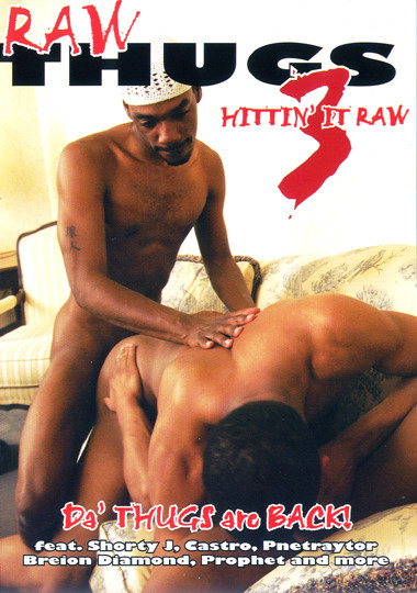 Raw Thugs 3 Hittin It Raw Cover Front