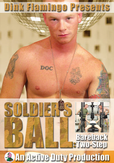 Soldiers Ball 1 Bareback Two Step Cover Front