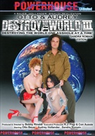Otto And Audrey Destroy The World 3: Sandra Romain Edition