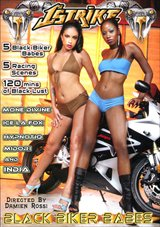 Black Biker Babes
