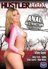 Hustler XXX Anal Destruction