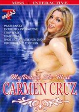 My Virtual She-Male Carmen Cruz