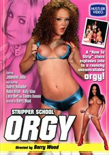 Stripper School Orgy